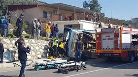 Mersin'de feci kaza! 4 ölü çok sayıda yaralı