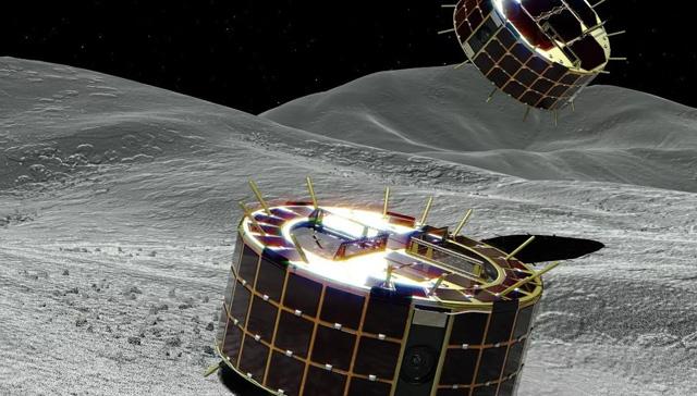 4 yıldır yolda olan Japon uzay aracı Hayabusa 2 asteroide iniyor