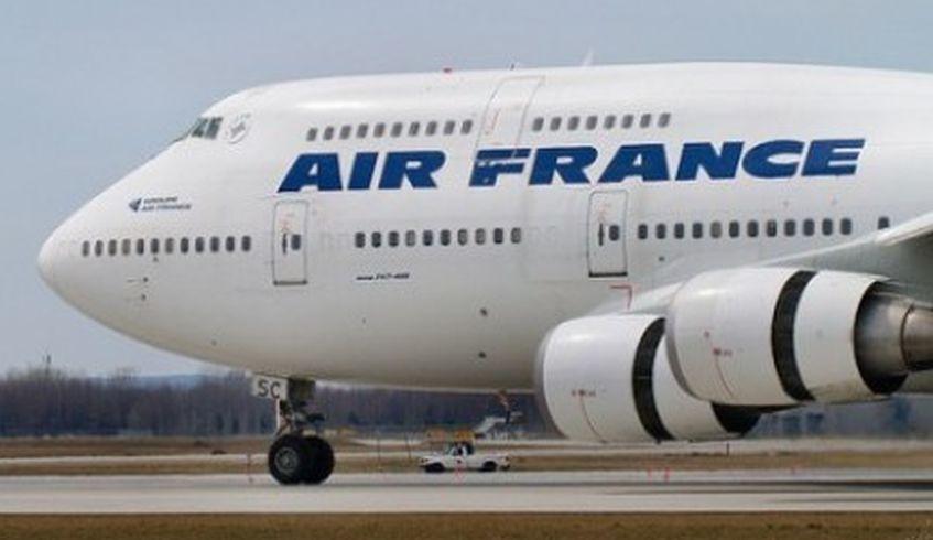 Air France, Caracas seferlerini askıya aldı