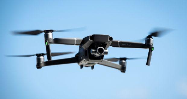 Dublin Havalimanı'nda drone tespit edildiği gerekçesiyle uçuşlar askıya alındı