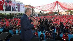 Cumhurbaşkanı Erdoğan: Cumhur İttifakı'nı 15 Temmuz gecesi meydanlarda kurduk