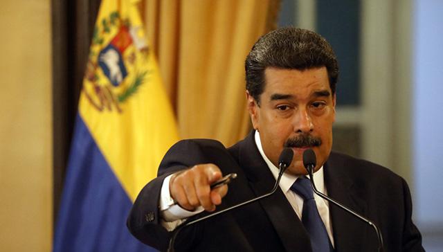 Maduro: 'Halkı korumak için' Brezilya sınırının bu akşam kapatacağız