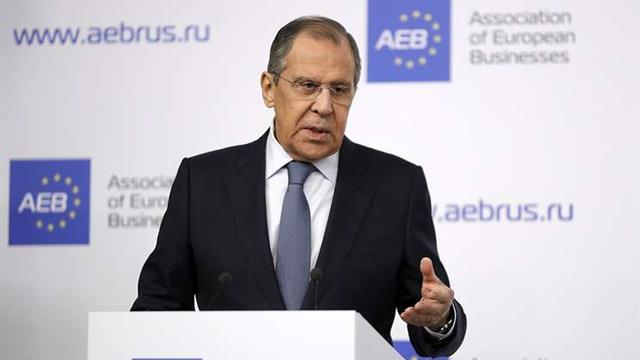 Rus Bakan açıkladı: Avrupa'nın güvenliği ABD'nin politikalarına rehin