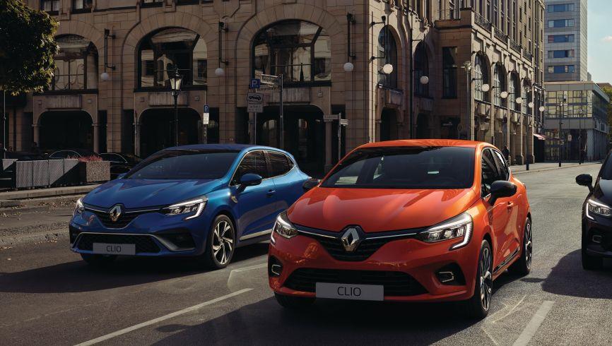 Yeni Renault Clio Cenevre'de gün yüzüne çıkacak!