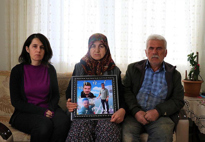 Burdur'lu Yaşar ailesinin hukuk mücadelesi sürüyor