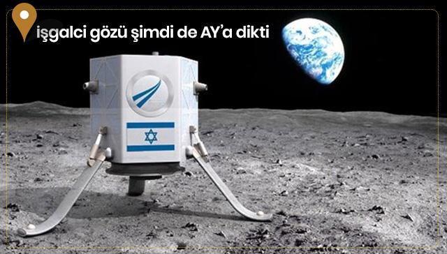 İsrail Ay'a uzay aracı gönderiyor: Canlı yayın