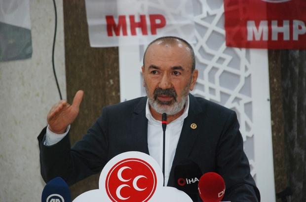 MHP Genel Başkan Yardımcısı Yıldırım: Mersin'de adam nasıl satılır İP'çiler gösterdi