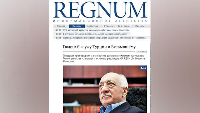 FETO, Rus basınında Esed'e övgüler düzdü