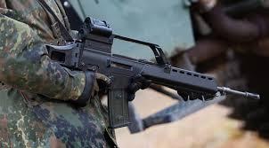 Alman silah şirketine 3,7 milyon avro ceza kesildi