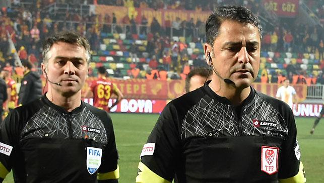 Beşiktaş - Fenerbahçe derbisi Bülent Yıldırım'ın oldu