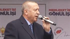 Başkan Erdoğan'dan Maraş'a hızlı tren müjdesi