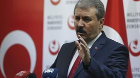 Mustafa Destici: Bir olduğumuzda bizi PKK, ABD, İsrail, hiçbirisi yıkamaz