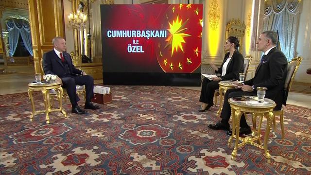 Başkan Erdoğan: Sınırımızda bir güvenli bölge olacaksa, o bizim kontrolümüzde olur
