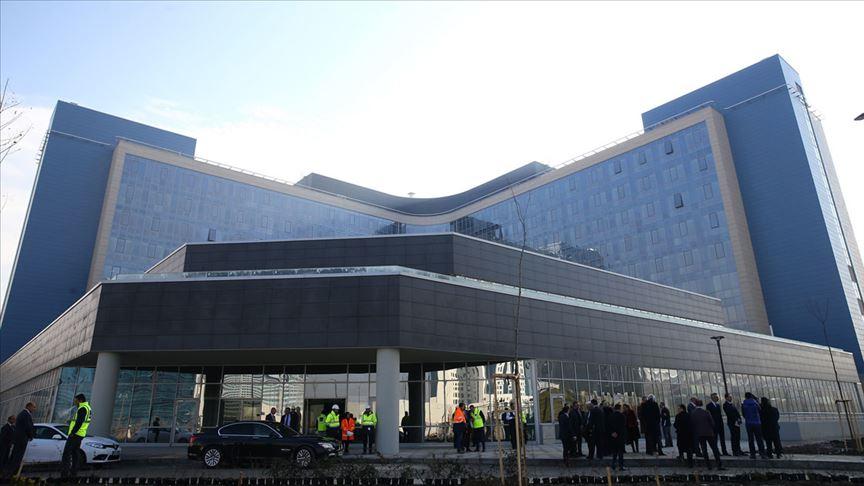 'Ankara Şehir Hastanesinde asansör düştü' iddiasına yalanlama