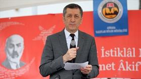Milli Eğitim Bakanı Selçuk: Geçmişin mirasını ve geleceğin emanetini taşıyoruz