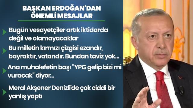 'Meral Akşener Denizli'de çok ciddi bir yanlış yaptı'