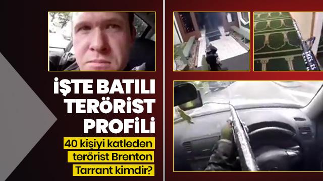 40 Müslüman'ı katleden, Brenton Tarrant kimdir?