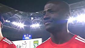 Tekbir sesleri Sivassporlu futbolcu Delvin Ndinga'yı duygulandırdı