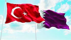 Katar: Ürdün, Türkiye, İran ve Kuveyt'ten gelen ticari ürünlerin Irak üzerinden Katar'a ulaşmasını kolaylaştıracak nakliye hattı açıldı