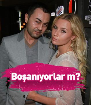 Serdar Ortaç ve Chloe Lounghnan çifti boşanıyor mu?