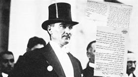 Mustafa Kemal'in kaleminden Çanakkale Zaferi