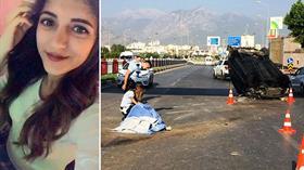 Gamze'nin ölümüne neden olan sürücü arkadaşı İlayda'ya 5 yıl hapis