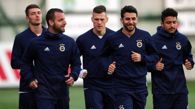 Fenerbahçe, Ankaragücü maçının hazırlıklarına başladı