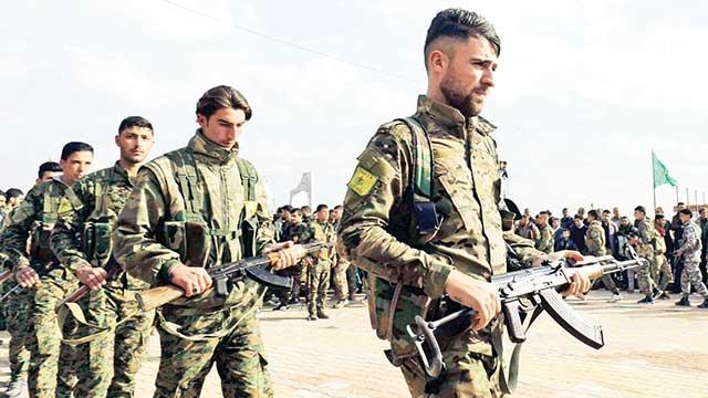 ABD'den YPG'ye 300 milyon dolar