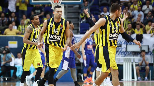 Fenerbahçe Beko sahasında Karadağ ekibi Buducnost VOLI'yi 76-67 mağlup etti