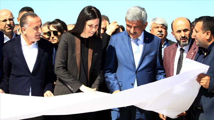 'Kenevir üretimi Vezirköprü'de şaha kalkacak'