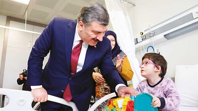 'Hastaneler sağlık turizmi merkezi olacak'