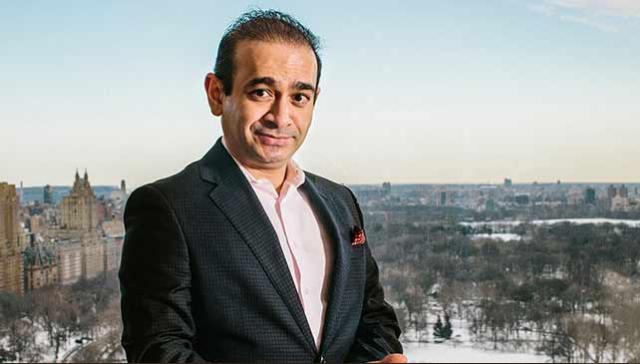 Kaçak Hint milyarder  Nirav Modi Londra'da tutuklandı
