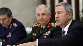 Milli Savunma Bakanı Akar, Hakurk'taki hain saldırının detaylarını açıkladı