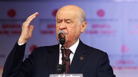 MHP lideri Bahçeli: Kılıçdaroğlu, CHP'yi HDP'nin kumanda merkezi haline getirmiştir