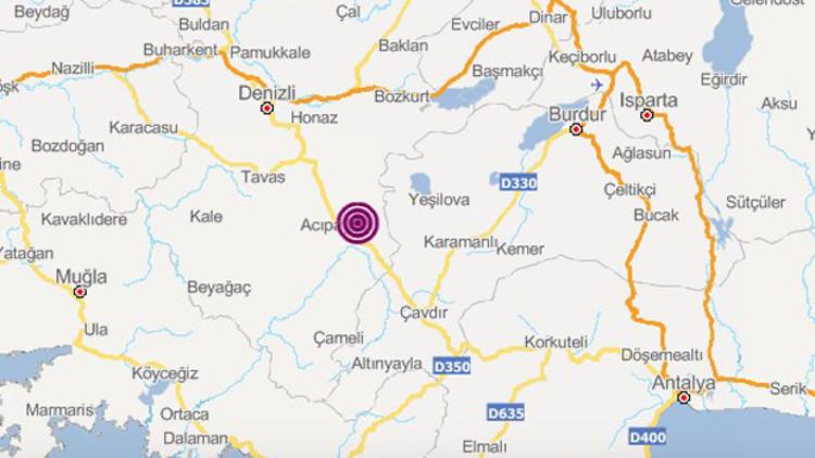 Son depremler: İzmir Aydın, Denizli depremi kaç şiddetinde oldu, ölü yaralı var mı? (AFAD-Kandilli Rasathanesi)
