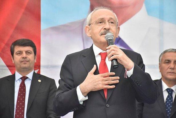 Kemal Kılıçdaroğlu umudunu leyleklere bağladı