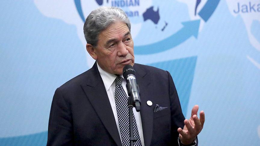 Son dakika: Yeni Zelanda Dışişleri Bakanı Türkiye'ye gelecek