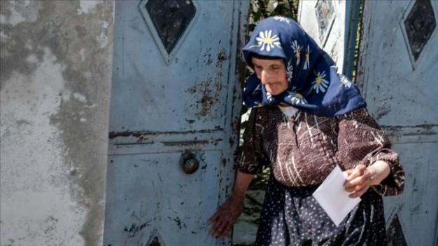 Gizemli yardımsever bu kez Suriye'de ortaya çıktı