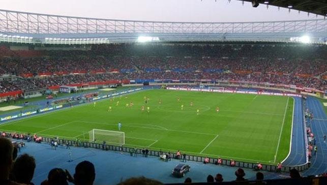 Fenerbahçe'nin scoutları Viyana'da