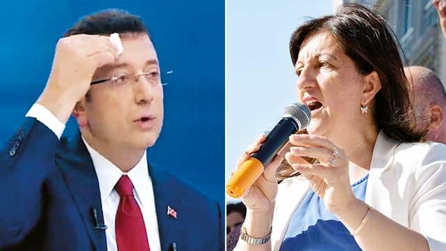 Cevabı HDP verdi