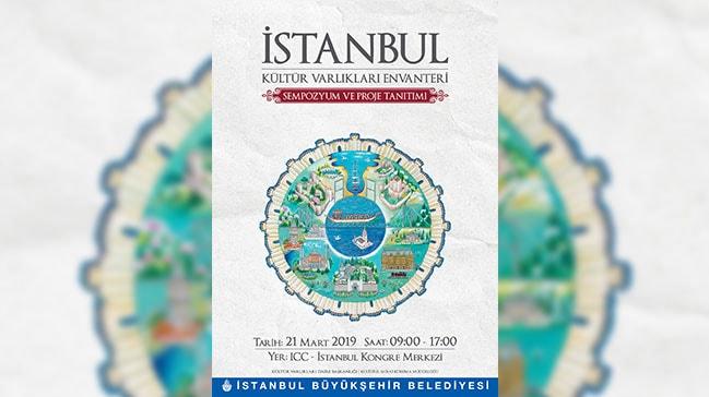 İBB, İstanbul'un 35 bin kültür varlığını 45 ciltlik kitapta topluyor