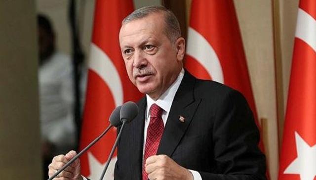 Başkan Erdoğan: Sapkın ideolojilerin insanlığa karşı işlenmiş bir suç olduğunun kabul edilmesi çok önemlidir