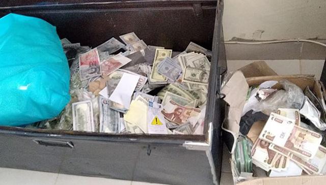 Kenya'da 20 milyon dolar sahte banknot ele geçirildi