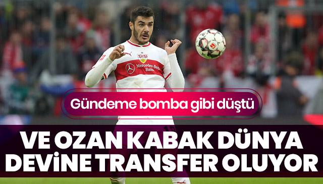 Ozan Kabak'a Real Madrid kancası