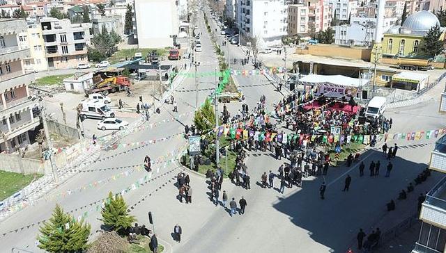 HDP'nin Adıyaman'daki Nevruz alanı boş kaldı
