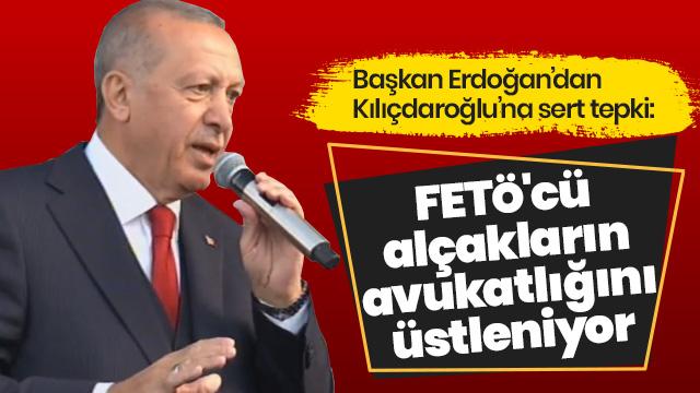'CHP, FETÖ'cü alçakların avukatlığını üstleniyor'