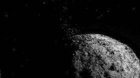 Bennu asteroidinden bilim insanlarını şaşırtan görüntüler geldi