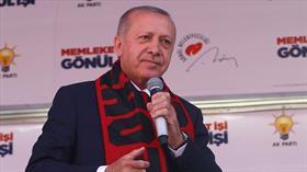 Başkan Erdoğan: CHP'ye gönül veren kardeşlerim yalancının peşinden gidiyor