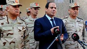 Darbeci Sisi Mısır'da camilere savaş açtı: 5 ayda 8 cami yıkıldı
