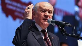 MHP Genel Başkanı Devlet Bahçeli: Milli bekamızın önüne bariyer dikenleri kenara iteceğiz